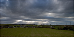 Photo of Moody Sky over Sellafield