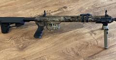 AR15 - Kryptek Camo.