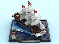 Mini Imperial Flagship