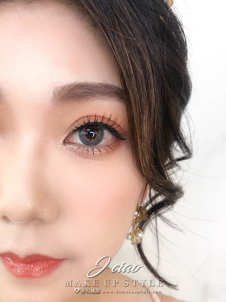 【新秘婕喬】新娘造型創作 / 韓式編髮