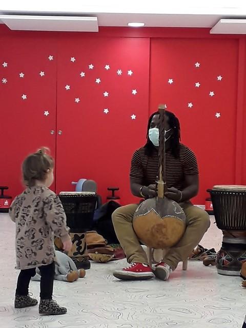 Photo 2 : Petite enfance - rétrospective en images du mois de janvier 2021