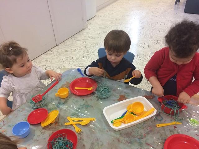 Photo 7 : Petite enfance - rétrospective en images du mois de janvier 2021