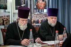 09 февраля 2021, В семинарии прошло заседание Ученого совета