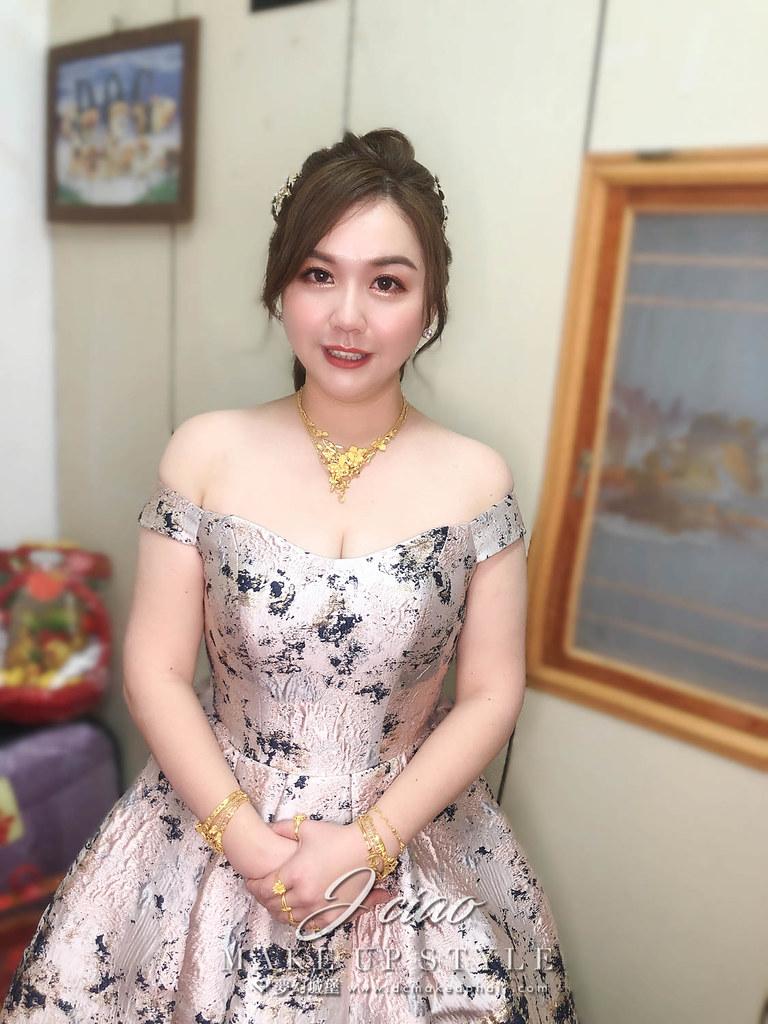 【新秘婕喬】bride秀華 結婚造型 / 優雅韓系