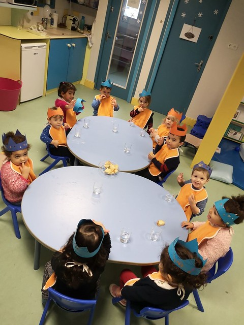 Photo 10 : Petite enfance - rétrospective en images du mois de janvier 2021