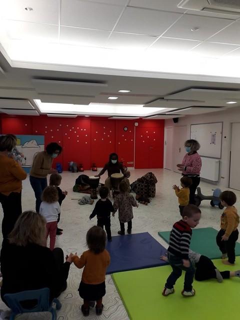 Photo 3 : Petite enfance - rétrospective en images du mois de janvier 2021