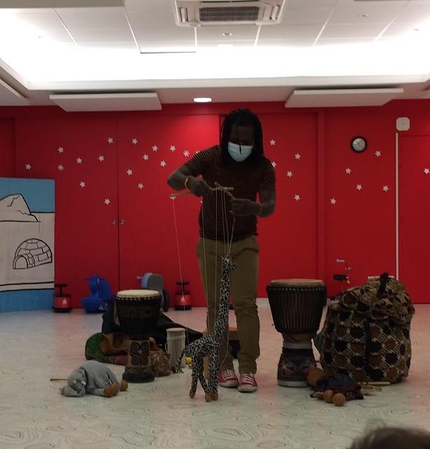 Photo 4 : Petite enfance - rétrospective en images du mois de janvier 2021