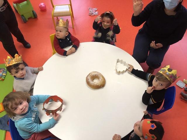 Photo 8 : Petite enfance - rétrospective en images du mois de janvier 2021