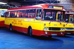 Bus Photo G58 RGG Clydeside VLT 166