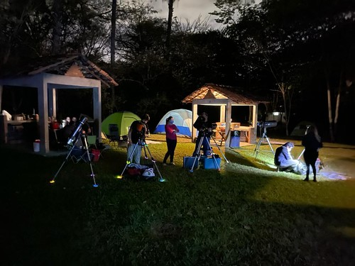 2021 Star Party 1 Feb.