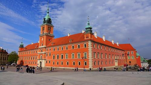 Royal Palace, Warszawa Old Town