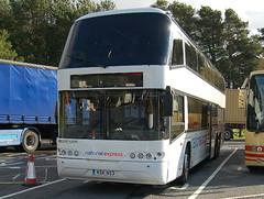 Photo of National Express Neoplan KSK953 - M6, Tebay