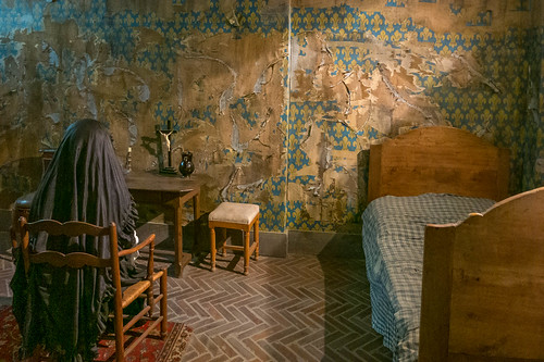Conciergerie; Zelle von Marie Antoinette