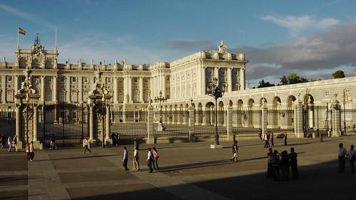 Palais royal - Madrid