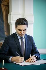 12 февраля 2021, Подписано соглашение о сотрудничестве между Ставропольской духовной семинарией и МГУТУ им. К.Г. Разумовского