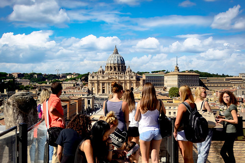 Basilica di San Pietro, Vatican, Roma, Italy.