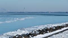 Winter in Flevoland