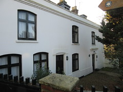 Photo of Scott House (formerly the Cock Inn) , 73 Earsham Street, Bungay, Suffolk