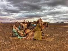 Berber camp, Erg Chebbi, Sahara Desert, Morocco, 摩洛哥