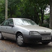 Opel Omega with old plates