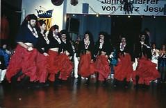 Männerballett 1991