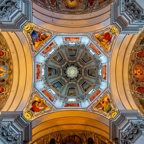 Salzburg Cathedral Dome