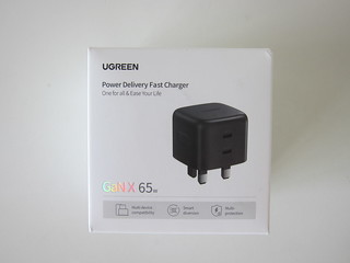 Ugreen 65W GaN Dual USB-C Charger