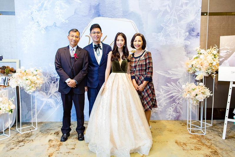 [婚攝] 韋懷 & 伯娟 彭園壹品宴   儀式午宴   婚禮紀錄