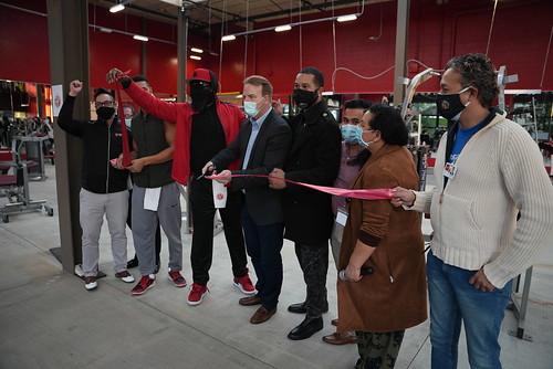 AHF Gym Opening 14