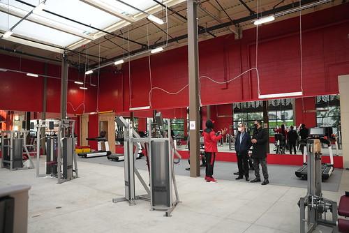 AHF Gym Opening 10