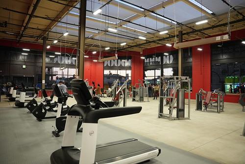 AHF Gym Opening 20