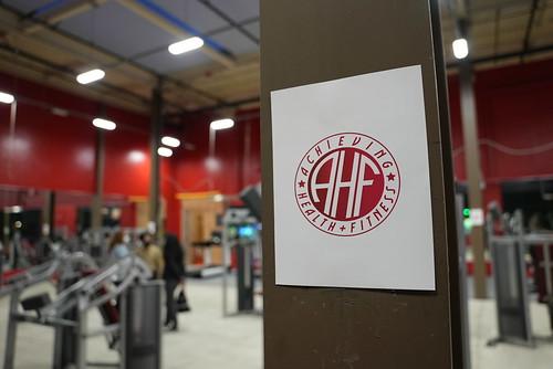 AHF Gym Opening 21