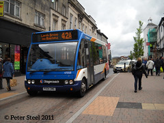 Photo of Stagecoach - 47058 PX04DME - Optare Solo M850