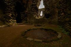 Photo of Middleham Castle West Basement
