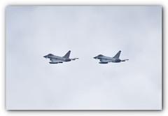 Photo of RAF Typhoons