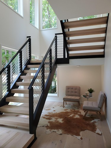 Contemporary Stairs for modern home