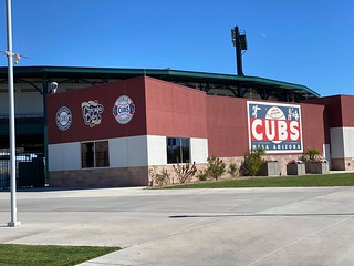 Chicago Cubs 2021 Spring Training Photos