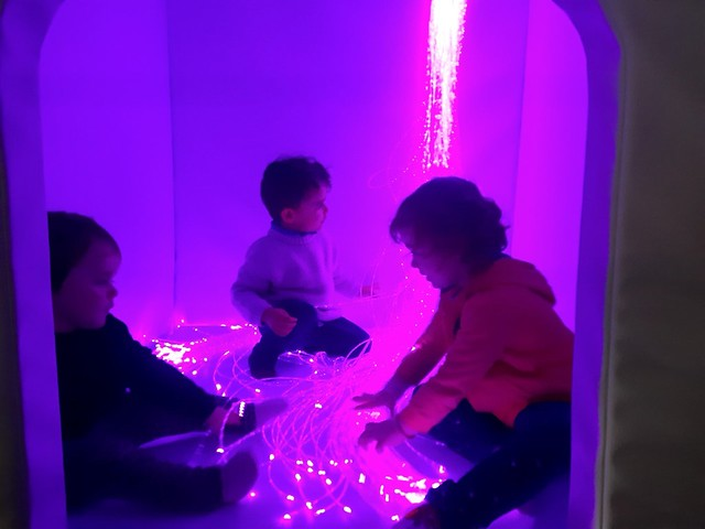 Photo 3 - Atelier « éveil des sens » à la petite enfance