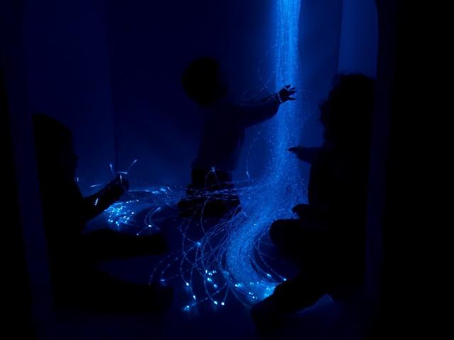 Photo 5 - Atelier « éveil des sens » à la petite enfance