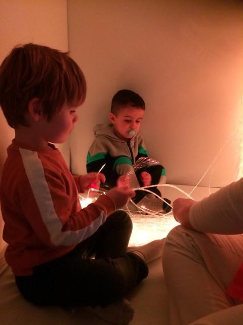 Photo 6 - Atelier « éveil des sens » à la petite enfance