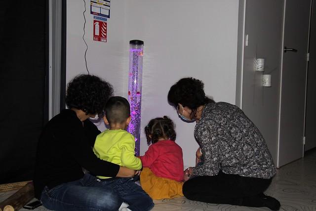 Photo 8 - Atelier « éveil des sens » à la petite enfance