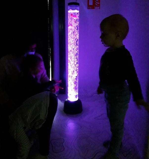 Photo 9- Atelier « éveil des sens » à la petite enfance