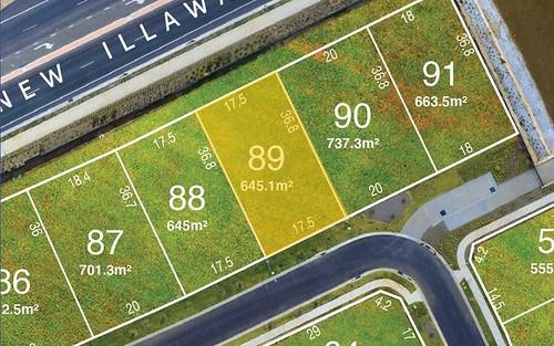 Lot 89, Proposed Rd, Barden Ridge NSW