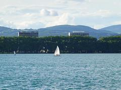 Lac d'Annecy @ Voie Verte
