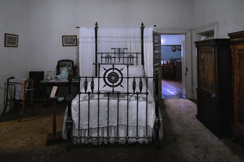 House-Museum of the President of the Transvaal Paul Kruger. Pretoria, South Africa