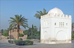 La Koubba de Lalla Zohra (Marrakech, Maroc)
