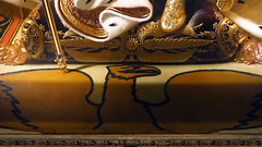 Ingres, Napoleon on His Imperial Throne (detail)