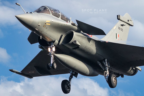 Dassault Rafale DH Indian Air Force RB 005