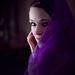 Under A Purple Veil
