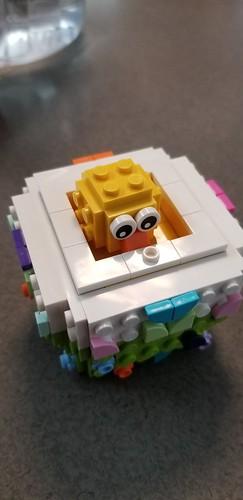 Lego egg?